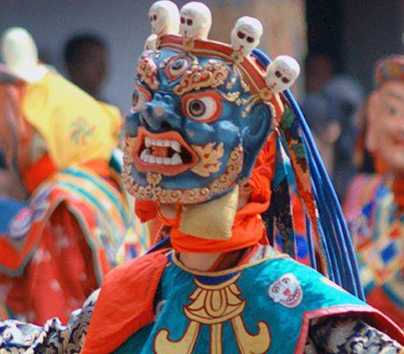 Jambay Lhakhang Festival Tour- 10 Days