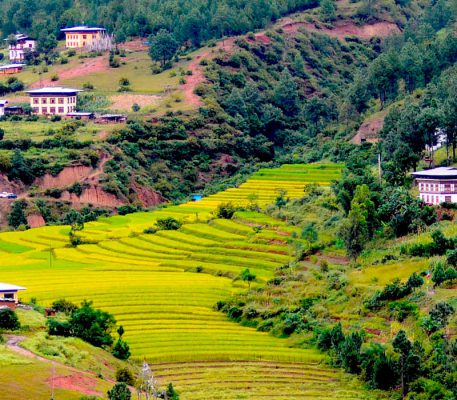 Best of Bhutan with Haa valley