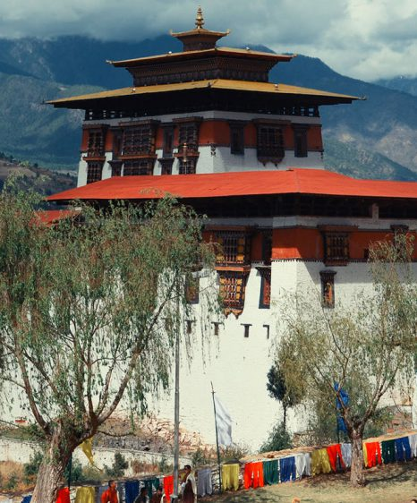 10 must visit places in Bhutan