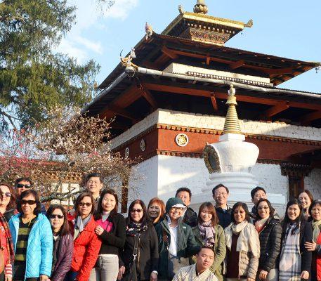 Spiritual central Bhutan- 11 Days