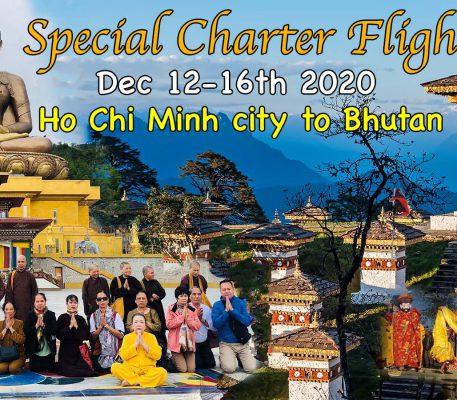 BHUTAN CHARTER TOUR