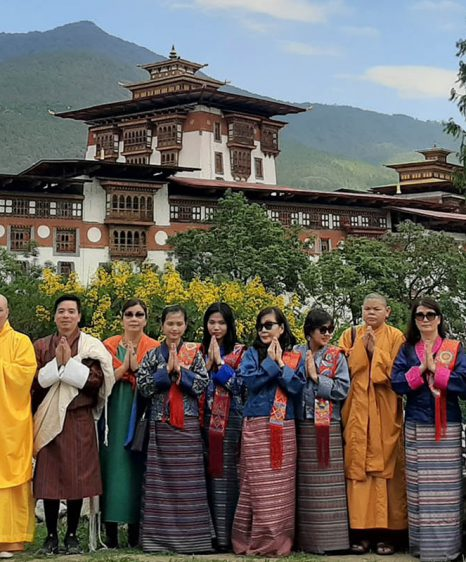 why travel to bhutan