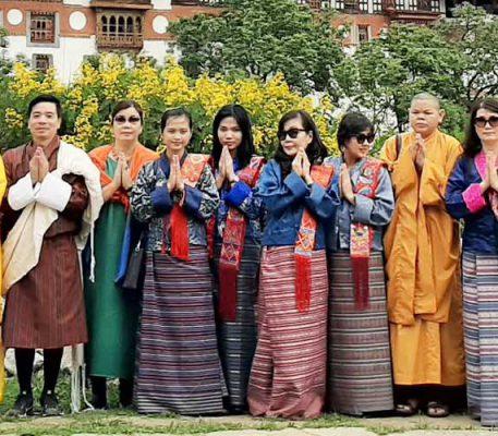 Bhutan –thiên đường của hạnh phúc vĩnh cửu Chương trình Tour 5 ngày.