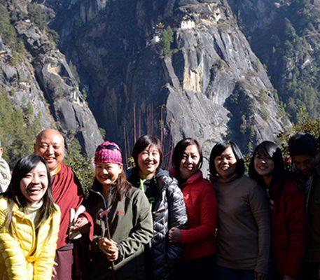 Bhutan Yoga Tour – 7 Days