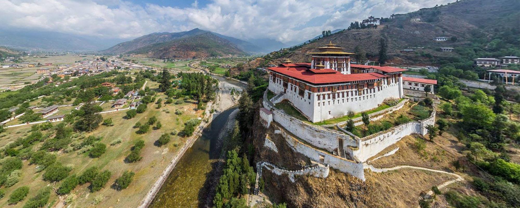 Bhutan Motor biking tour- 7 Days