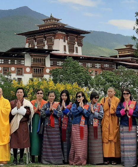why travel to bhutan