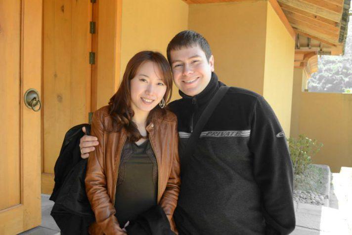 Mr Joseph and Mrs Joice Lu – Canada