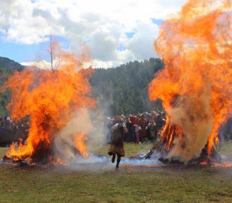 Thangbi Mani Festival – 10 Days