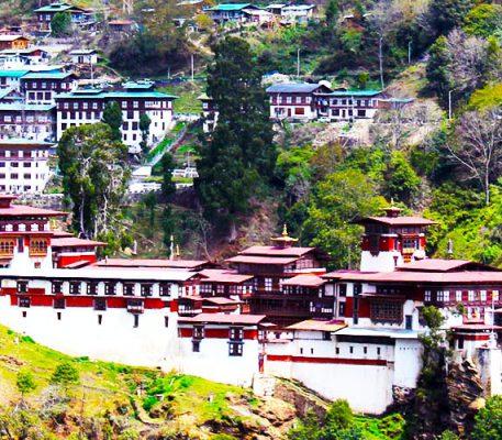 BHUTAN THUNDER DRAGON 9 DAYS